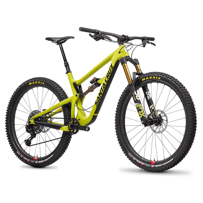 Hightower Lt 2018 Chameleon Skin Bicycle Frame Protection